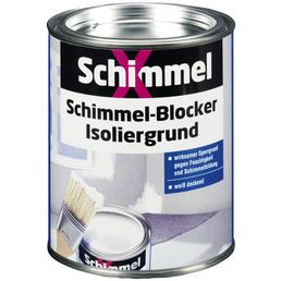 SCHIMMELX Isoliergrund »Schimmel-Blocker«, weiß, 0,75 l, 3 m²