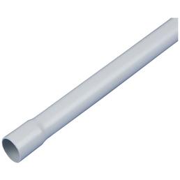 REV Isolierrohr, 50 mm, 2 m, Grau, Kunststoff
