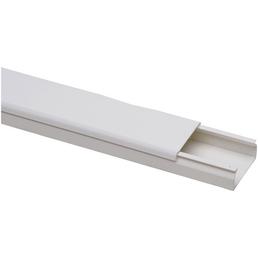 Kabelkanal, Breite: 30 mm, Länge: 2 m, Kunststoff
