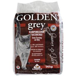 GOLDEN Katzenstreu »grey«, 1 Sack, 14,1 kg