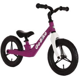 BACHTENKIRCH Kinderfahrrad »Go Bike«, 1 Gang, Lernlaufrahmen, Lila-Weiß