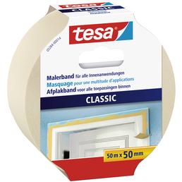 TESA Klebeband »CLASSIC«, beige, BxL: 50 x 50 cm