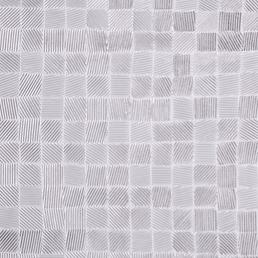 dc-fix Klebefolie, static window stripes, Kariert, 200x15 cm