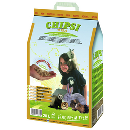 CHIPSI Kleintierstreu »Ultra«, 1 Sack, 8,7 kg
