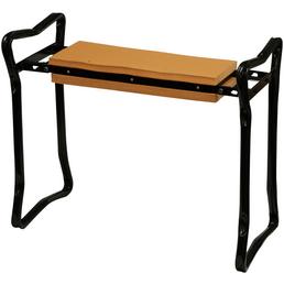 FLORAWORLD Knie- und Sitzbank »Calssico«, Stahl, schwarz