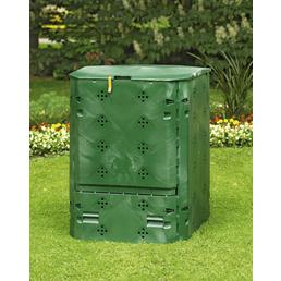 JUWEL Komposter, Junge Linie, Kunststoff, Grün