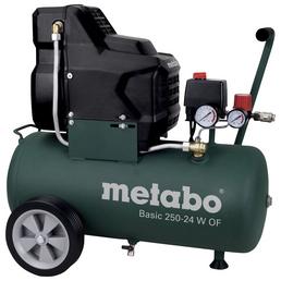 METABO Kompressor »Basic 250-24 W OF«, 8 bar, Max. Füllleistung: 120 l/min