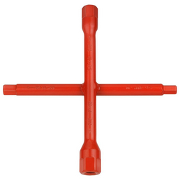 CORNAT Kreuzschlüssel Schlüsselgröße: 9,53 – 25,4 mm