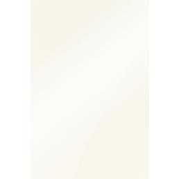 KAINDL Küchenarbeitsplatte, Weiß, 3,8 mm, B 60 x L 410 cm
