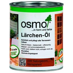 OSMO Lärchen-Öl, transparent, seidenmatt, 2,5 l