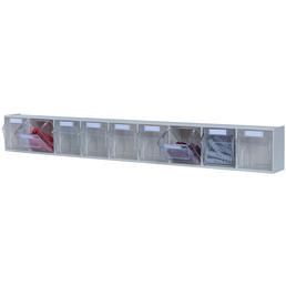 HÜNERSDORFF Lagersystem , LxBxH: 64,5 x 601 x 76,5 mm, Polystyrol