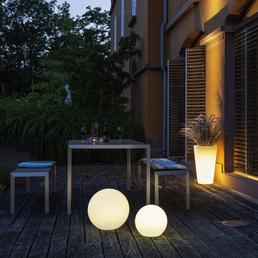 SCHEURICH LED-Kugel »LUMEN STYLE«, kugelförmig, ø: 40 cm