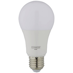 SCHWAIGER LED-Leuchtmittel »HOME4YOU«, 9,5 W, E27, 2700 – 6500 K, 806 lm