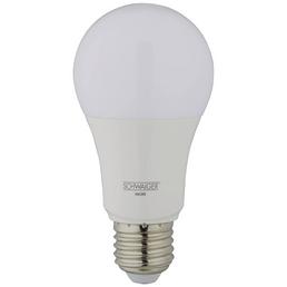 SCHWAIGER LED-Leuchtmittel »HOME4YOU«, 9,5 W, E27, 2700 – 6500 K, RGBW (mit Weiß), 806 lm