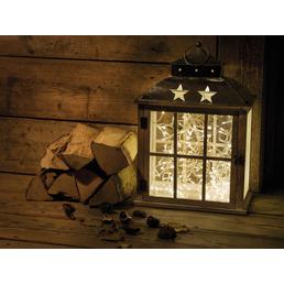 CASAYA LED-Lichterkette »LED Micro«, warmweiß, Batteriebetrieb, Kabellänge: 7,1 m