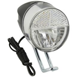 PROPHETE LED-Scheinwerfer, silberfarben/schwarz, Kunststoff
