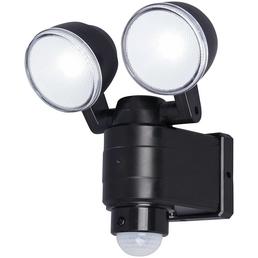 LED-Sensor-Außenstrahler »Arvid«, 8 W, inkl. Bewegungsmelder, IP44, kaltweiß