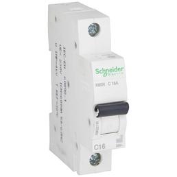 Schneider Electric Leitungsschutzschalter, 1-polig, C, 16 A