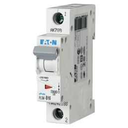 EATON Leitungsschutzschalter, Kunststoff, Weiß