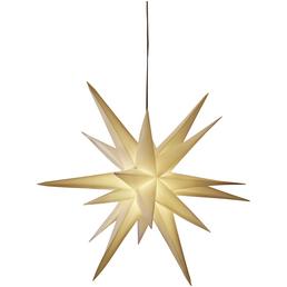 CASAYA Leuchtstern, Netzbetrieb