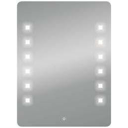 Lichtspiegel »Yasmina«, , BxH: 60 x 80 cm