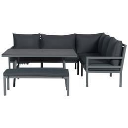 CASAYA Loungeset, 6 Sitzplätze, inkl. Auflagen