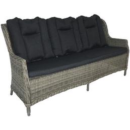 CASAYA Loungesofa »Insura«, 3-Sitzer, BxTxH: 189 x 45 x 98 cm