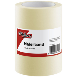 GO/ON! Malerband, Länge: 50 cm, beige