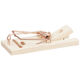WINDHAGER Mausefalle »CLASSIC«, metall/holz, 2 Stk.