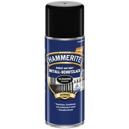 HAMMERITE Metallschutzlack, schwarz, glänzend