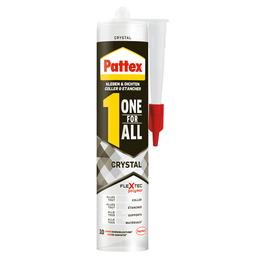 PATTEX Montage-Kleber »One For All«, klar, 290 g