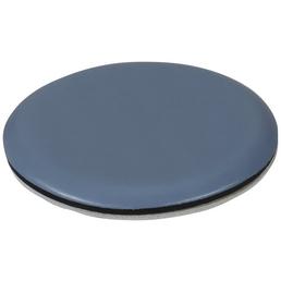 HETTICH Multigleiter, rund, Selbstklebend, blaugrau, Ø 50 x 6 mm