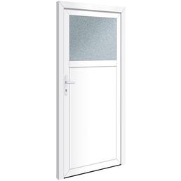 BAZ Nebeneingangstür »NET BAZ 680«, Kunststoff, weiß