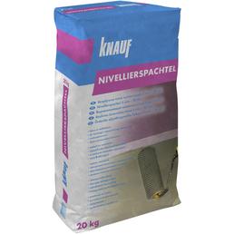 Knauf Nivellierspachtel, Grau, 20 kg