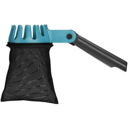 GARDENA Obstpflücker »Combisystem«, Arbeitsbreite x Stiellänge: 12 x 23 cm, kunststoff, schwarz/blau