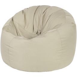 OUTBAG Outdoor-Sitzsessel »Donut Plus«, BxHxT: 90 x 75 x 90 cm, beige