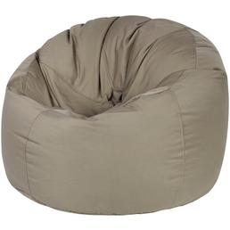 OUTBAG Outdoor-Sitzsessel »Donut Plus«, BxHxT: 90 x 75 x 90 cm, braun