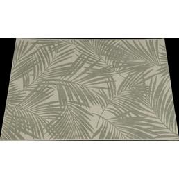 GARDEN IMPRESSIONS Outdoor-Teppich »Naturalis«, BxL: 230 x 160 cm, tropical leaf/braun