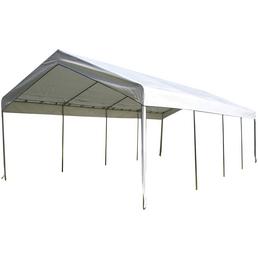 BELLAVISTA Partyzelt, Walmdach, rechteckig, BxHxT: 400 x 290 x 800 cm