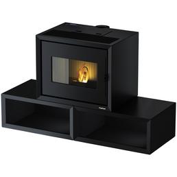 FREEPOINT Pelletofen »Modo«, 9,36 kw, mit Wifi-Funktion, BxHxT: 140 x 86,5 x 58 cm