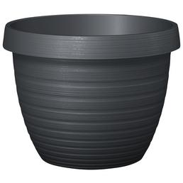 Pflanzgefäß »Catania«, ØxH: 39 x 30 cm, grau