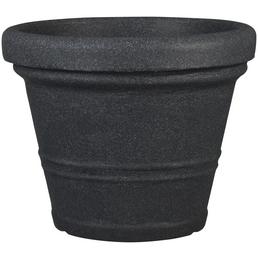 Pflanzgefäß »CREMONA«, ØxH: 55 x 43,5 cm, schwarz