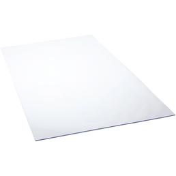 PALRAM Polystyrolglas, transparent, Stärke: 5 mm