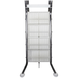 SUMMER FUN Pool-Sicherheitsleiter, Stahl, geeignet für: Beckenhöhe 150 cm