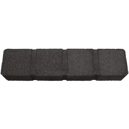Quadrobord, BxHxL: 50 x 8 x 11 cm, Beton