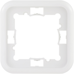 REV Rahmen 1-fach, Vario, Weiß, 1,1 cm