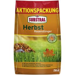 SUBSTRAL® Rasendünger, 6,25 kg, für 250 m²