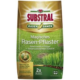 Rasensamen »Substral Magisches Rasen-Pflaster«