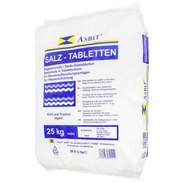 ASBIT Regenerier-Salztabletten, für Wasserenthärtungsanlagen