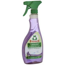 Frosch® Reinigungsmittel »Lavendel«, Flasche mit Sprühkopf, 0,5 l